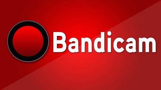 Скачать Bandicam - программа для записи видео с экрана компьютера